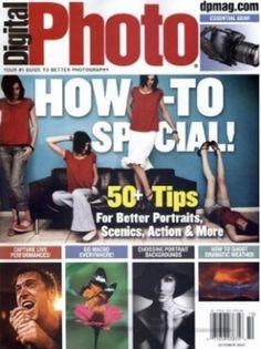 Digital Photo Magazine, Only $4.99