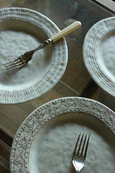 Clay Dish Plates