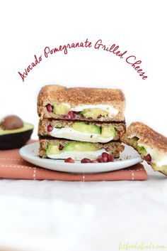 fit foodi, foodi find, pomegran grill, grilled cheeses, grill chees, avocado pomegran
