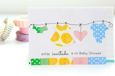 2 Tarjetas fáciles con washi tape | Blog de BabyCenter
