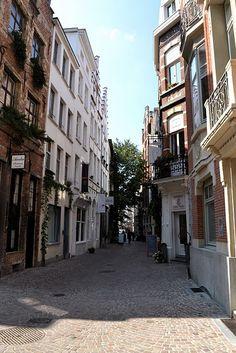 Wijngaardstraat, Antwerp | Lisa Hjalt