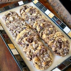 NYTimes Chocolate Chip Cookies
