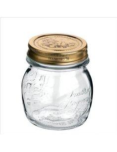 Bormioli Rocco Quattro Stagioni 5 Ounce Canning Jar, Set of 12: $24