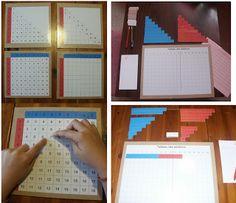ParticiPassions: Additions Montessori