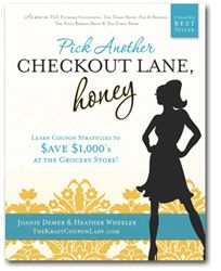 Pick Another Checkout Lane, Honey! Get 2 Books for the Price of One!