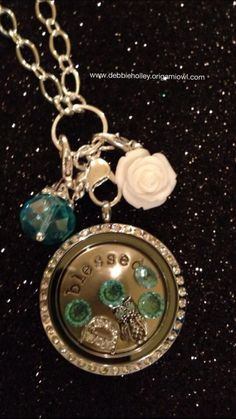 Origami Owl locket kahamblin.origamiowl.com