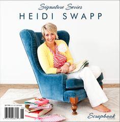 Signature Series: Heidi Swapp Idea Book | Northridge Publishing