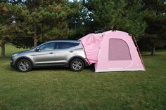 Napier Pink Tent! Win one in October...visit our Facebook page for details! Contest to run from October 3-31!