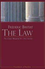 $5.00 at the FEE Store - The Law (by Frederic Bastiat)