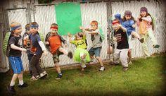 birthday parti, mutant ninja, crayon, turtl parti, boxes, ninja turtle party, ninja turtles, bday parti, parti idea