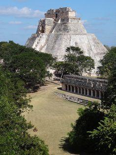 Uxmal Merida - Mexico