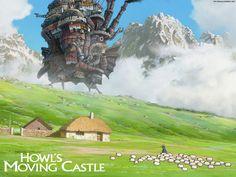 film, hayao miyazaki, studio ghibli, anim, howls moving castle