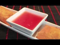 ▶ Cómo hacer salsa agridulce casera - Recetas de comida china - YouTube