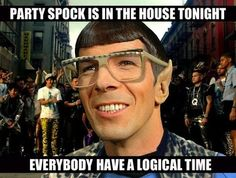Although I have never truly watched Star Trek, this is so funny to me.