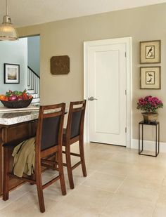 Madison offers a serene aesthetic, with great versatility - from traditional to contemporary.