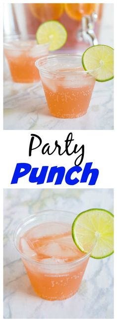 Party Punch – Just 3