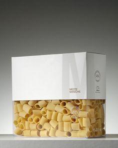 Pasta Mancini Packaging