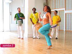 """Quenia Ribero - from """"Dance Today: Samba"""" instructional video / DVD #samba #brazil #braziliansamba #brasil #dance #dancer #dancing #sambadancer #carnival #queniaribeiro #worlddancenewyork"""