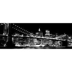 Pro Tour Memorabilia Brooklyn Evening Canvas Print