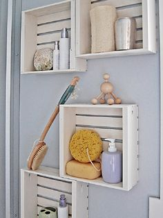 Fast and Easy Shelving