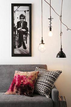Bob Dylan Framed Wall Art