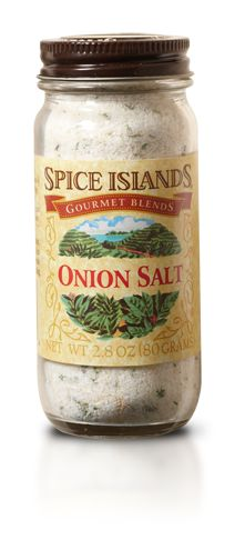 Onion Salt - Seasoning Mixes