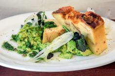 Recipe: Bread Pudding Frittata || Photo: Danny Ghitis for The New York Times