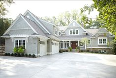 East Coast Inspired Shingle Home - Home Bunch - An Interior Design & Luxury Homes Blog