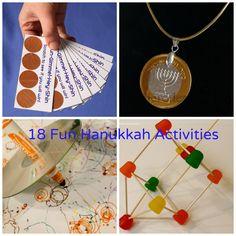 18 Great Hanukkah Activities