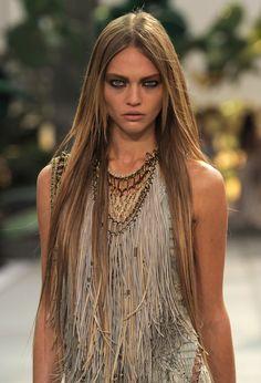 Rustic Beautiful #long hair