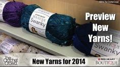 Red Heart Yarns Preview the 2014 Collection