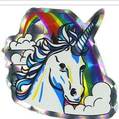 Unicorns and Rainbows were an 80's favorite.