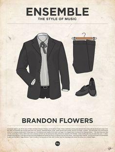 CONJUNTO (Estilo de música) BRANDON FLOWERS