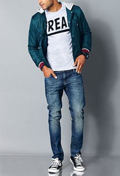 21 Men   top, tank and shirt   shop online   Forever 21 -