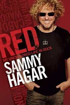 music, books, worth read, red, uncensor life, book worth, van halen, rocks, sammi hagar
