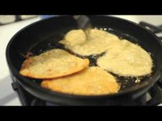 Recetas De Puerto Rico - Bacalaitos