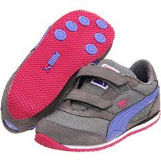Puma Kids Steeple Glitter V  (shoes for addie)