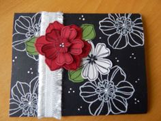 Dianne's cards--SU Secret Garden and Flower Shop