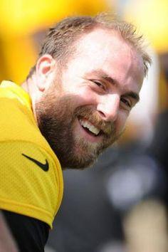 Brett Keisel of the Pittsburgh Steelers.