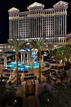 Garden Of The Gods - Caesar's Palace #Vegas #Travel #HotTipsTravel
