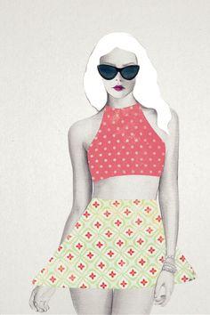 The Peggy Project - Jenny Liz Rome Illustration