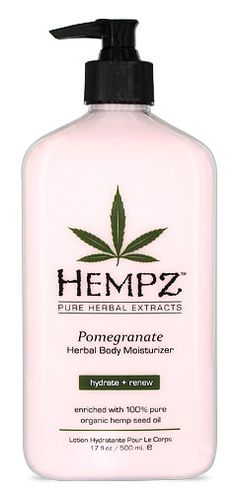 This is the best body lotion ever!  And it smells heavenly.