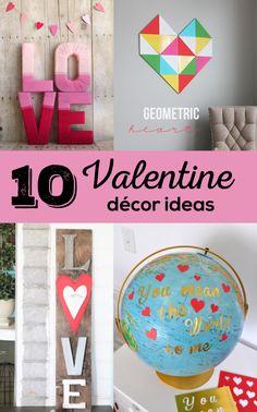 10 Valentine Décor I