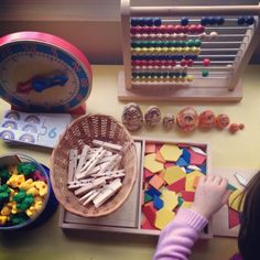 Invitation to Explore Early Math Concepts