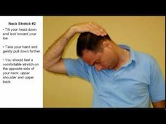 How To Stretch Your Neck To Relieve Muscle Tension - Chiropractor In Maple Vaughan