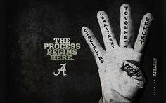 This is Alabama Football!