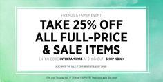 Take 25% off your entire purchase at ShopBop! http://rstyle.me/n/qgsnyg6
