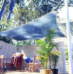 how to install shade sails