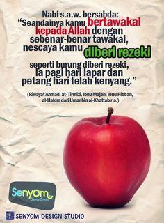 Nabi Muhammad SAW bersabda...