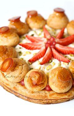 ... gateau saint honore we dare you recipe dishmaps gateau saint honore we